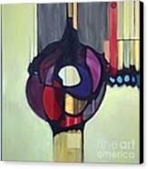 Bulbosity Canvas Print