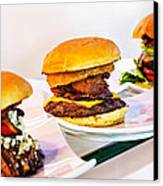 Burger Time Canvas Print