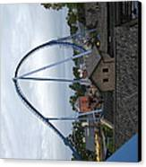Busch Gardens - 121212 Canvas Print