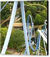 Busch Gardens - 121226 Canvas Print