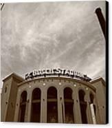 Busch Stadium - St. Louis Cardinals 7 Canvas Print
