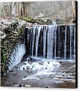 Buttermilk Falls 2 Canvas Print
