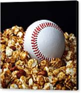 Buy Me Some Cracker Jack 1 Canvas Print by Andee Design