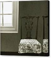 By The Window Canvas Print by Margie Hurwich