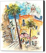 Cadiz Spain 04 Canvas Print