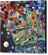 Cal Ripken Jr Canvas Print by Ash Hussein