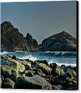 California - Big Sur 013 Canvas Print by Lance Vaughn
