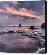 California Pastels Canvas Print by Adam Jewell