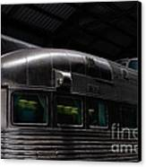 California Zephyr Canvas Print by Andres LaBrada