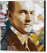 Calvin Coolidge Canvas Print