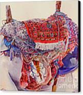 Camel Saddle Canvas Print