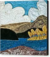 Canada Canvas Print by Susan Macomson