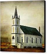 Canadian Prairie Heritage Canvas Print