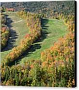 Cannon Mountain - White Mountains New Hanpshire Canvas Print
