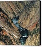 Canyon Jewel Canvas Print