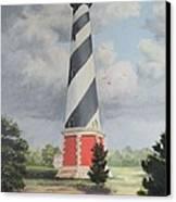 Cape Hatteris Sunrise Canvas Print