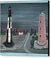 Cape Henry Canvas Print