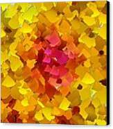 Capixart Abstract 100 Canvas Print by Chris Axford