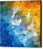 Capixart Abstract 110 Canvas Print