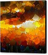 Capixart Abstract 120 Canvas Print