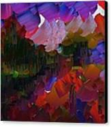 Capixart Abstract 75 Canvas Print