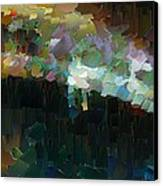 Capixart Abstract 77 Canvas Print by Chris Axford