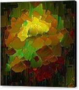 Capixart Abstract 83 Canvas Print by Chris Axford