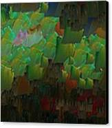 Capixart Abstract 85 Canvas Print by Chris Axford