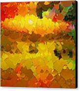 Capixart Abstract 88 Canvas Print by Chris Axford