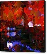 Capixart Abstract 89 Canvas Print