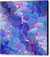 Capixart Abstract 92 Canvas Print by Chris Axford