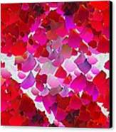Capixart Abstract 99 Canvas Print by Chris Axford
