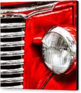Car - Chevrolet Canvas Print