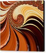 Caramel  Canvas Print by Heidi Smith