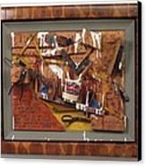 Carpenters Lament  #15 Canvas Print