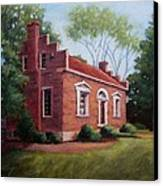 Carter House In Franklin Tennessee Canvas Print