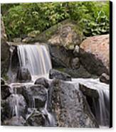 Cascade Waterfall Canvas Print