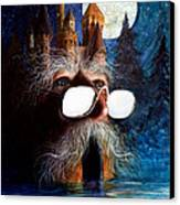 Casolgye Canvas Print by Frank Robert Dixon