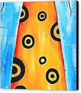 Cat 649 - Marucii Canvas Print by Marek Lutek