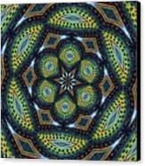 Cats Eye Marble Canvas Print by Alec Drake
