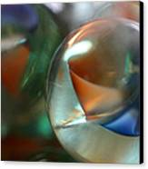 Catseye 1 Canvas Print by Mary Bedy