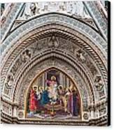 Cattedrale Di Santa Maria Del Fiore Canvas Print