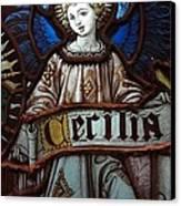 Cecilia Canvas Print by Ed Weidman