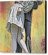 Celebration Embrace Canvas Print