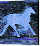 Celestial By Jrr Canvas Print by First Star Art