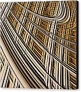 Celestial Harp Canvas Print by John Edwards