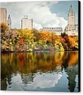 Central Park #1 Canvas Print