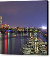 Charles River Country Club Canvas Print