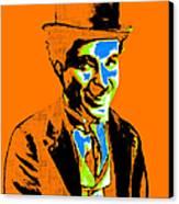 Charlie Chaplin 20130212p28 Canvas Print
