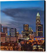 Charlotte North Carolina Canvas Print by Brian Young